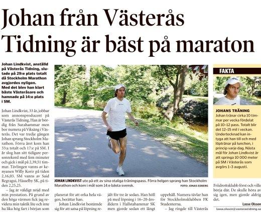 johan frŒn vŠsterŒs tidning.indd